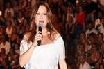 Deniz Seki Bodrum konserinde de ağladı