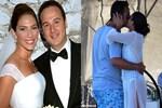 Zeynep Beşerler eşini öpücüklere boğdu!