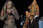 Mariah Carey'nin kiloları dansçılarını zora soktu!