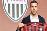 Irkçı internet sitesi Podolski'den özür diledi!