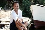 Mustafa Sandal teknesiyle Yunan adasına açılıyor
