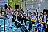 İstanbul  Berberler Odasının 4'üncüsünü gerçekleştirdiği piknik etkinliğinde fantezi müziğin...