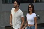 Hande Yener'in oğlu güzel aşkıyla sobelendi!