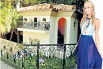 Paris Hilton'dan köpeğe özel villa