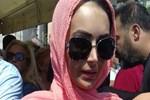 Vatan Şaşmaz'ın cenazesine Dora Ercan da katıldı!