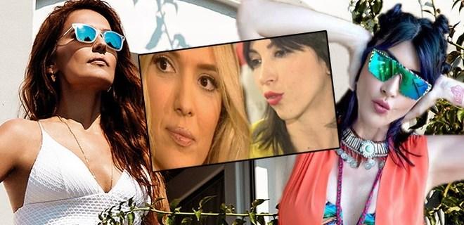 Demet Akalın ve Hande Yener yine kapıştı!..