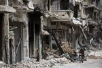 Kuzey Humus'ta ateşkes 3 Ağustos'ta başlıyor