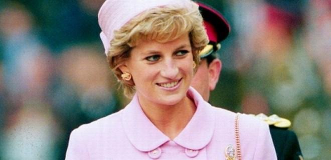 Prenses Diana ölümünün 20. yılında anıldı