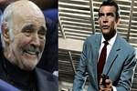 Sean Connery aylar sonra ortaya çıktı
