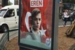 Şehit Eren'e büyük saygısızlık!