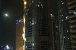 Dubai'deki Torch kulesinde yangın çıktı