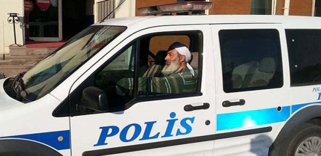 Sarıklı - sakallı polis şoku