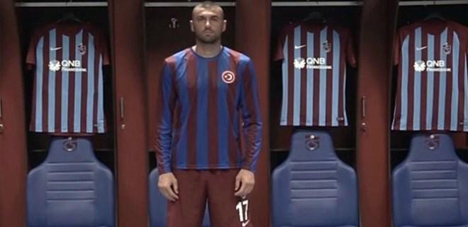Ve Burak Yılmaz Trabzonspor'da!