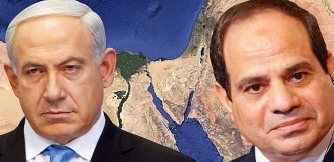 İsrail - Mısır planının yeni ayağı!