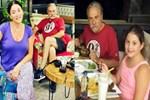Aşkın Nur Yengi ve Haluk Bilginer'in aile tatili