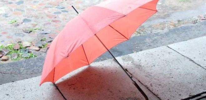 İstanbullular şemsiyelerinizi hazırlayın!