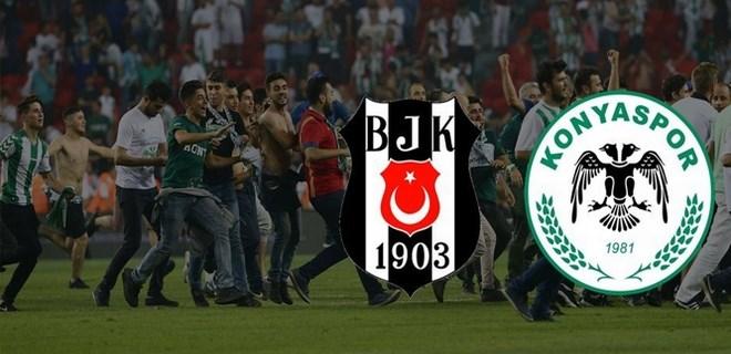 Beşiktaş, Konyaspor hakkında suç duyurusunda bulundu!