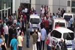 Fatih'te hastane acil servisi önünde kavga