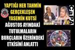 Yasemin Kutsi'den olay yaratacak astrolojik tahminler