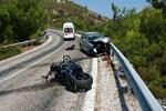 62 yaşındaki kadın sürücü dehşet saçtı!