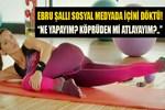 Ebru Şallı sosyal medyada isyan etti!