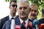 Başbakan Yıldırım'dan bayram namazı sonrası açıklama