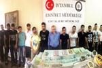 Suriyeli çocukları dilendiren çete çökertildi!