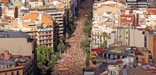 İspanya'da tansiyon yükseldi!