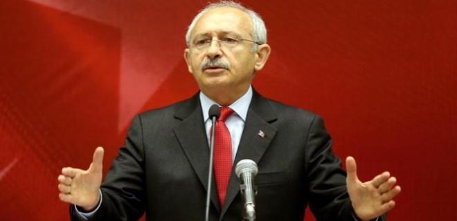 Kemal Kılıçdaroğlu: 'Danıştay Başkanı bizi beğenmiyor'