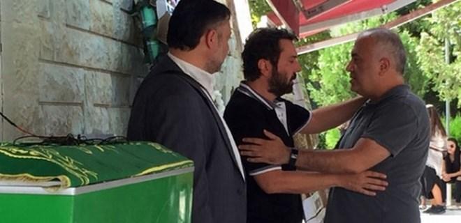 Halil Sezai'nin babası toprağa verildi