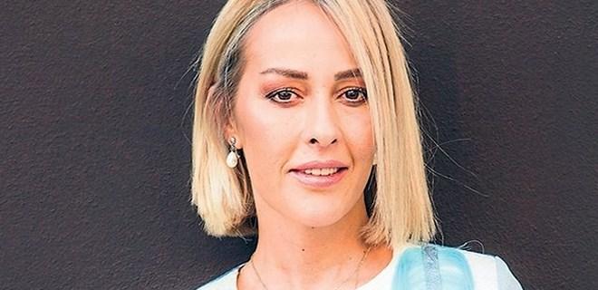 Helin Avşar Alaçatı'da sinir krizi geçirdi!