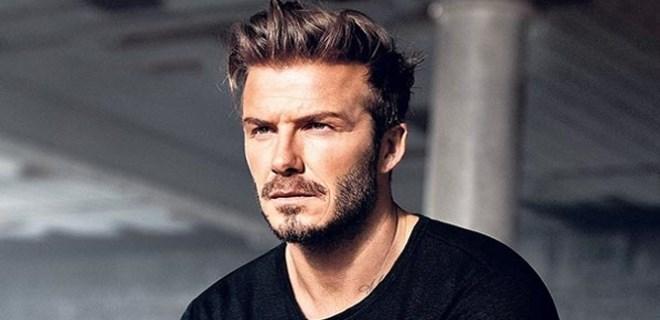 David Beckham'ın botoksları!