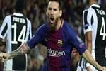 Messi Juventus'u 'Barça'ladı