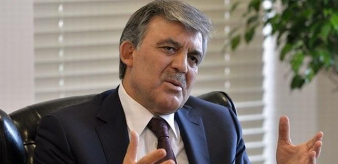 Abdullah Gül'den flaş darbe mesajı!