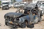 Polisin durdurduğu araçta inanılmaz ölüm