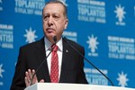 Cumhurbaşkanı Erdoğan'dan heykelinin yapılmasına tepki