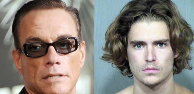 Van Damme'ın oğlu tutuklandı!..