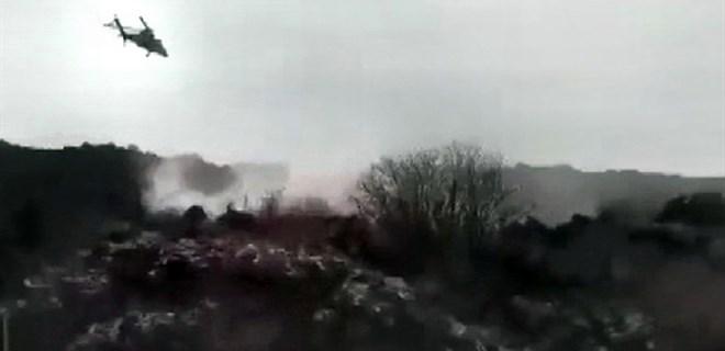 Tendürek'te 5 terörist etkisiz hale getirildi