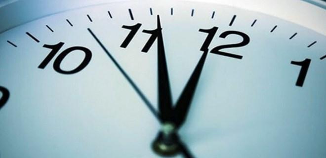 Saatler geri alınacak mı?..