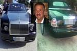 Telman İsmailov'un oğluna ait otomobil haczedildi