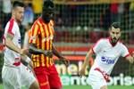 Kayserispor'dan Antalyaspor'a darbe