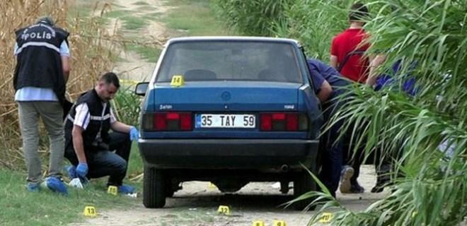 Seri cinayetin zanlısı İzmir'de yakalandı