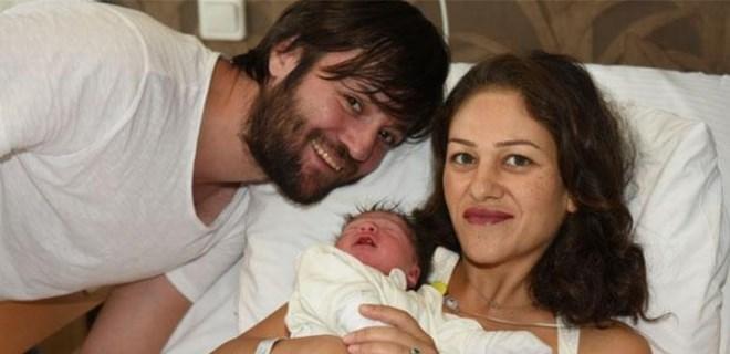Sadi Celil Cengiz ikinci kez baba oldu!