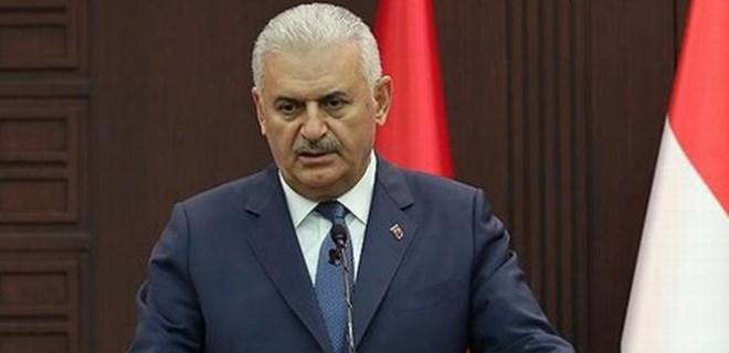 Yıldırım'dan Barzani'ye referandum uyarısı