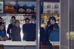 Soygun mağduru çalışandan fast food devine dava