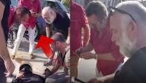 Erkan Can ve Güven Kıraç kaza yaptı
