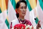Myanmar lideri 30 dakikaya 5 yalan sığdırdı!