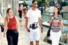 Galatasaray'ın sezon başında transfer olan Fernando Reges, önceki gün arkadaşlarıyla Aqua Florya...