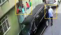 İstanbul'da güpegündüz çocuk kaçırma girişimi!