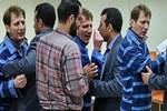 Babek Zencani mahkeme salonundan zorla çıkarıldı!
